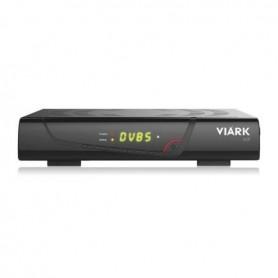(RECOMENDADO) Receptor satélite Viark HD H.265 - GRATIS Envío 1 día Península