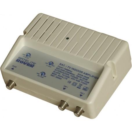 Amplificador TV/SAT Satélite Rover