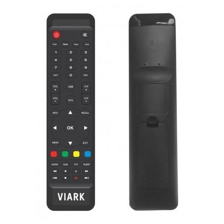 Mando original Viark para VIARK / VUGA SAT y VIARK SAT 4K.