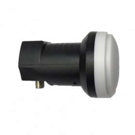 Lnb Single para un receptor, 65dB, 0.1dB ruido