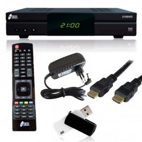 Iris 2100HD + Pen 32GB + Cable HDMI