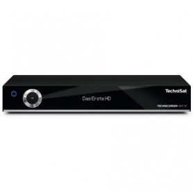 TECHNICORDER ISIO SC - Receptor SAT (S2)+ TDT+ Cable, Twin Tuner, FULL HD, H.264, 1 Lector tarjet...