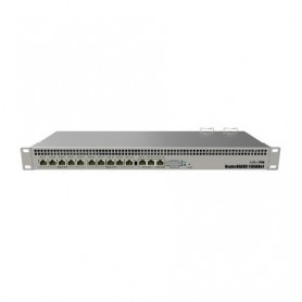 RB1100AHX4 - Routerboard SIN WIFI, 4 Núcleos, 1.4Ghz, 1Gb RAM, x13 Gb, RS232, Level 6