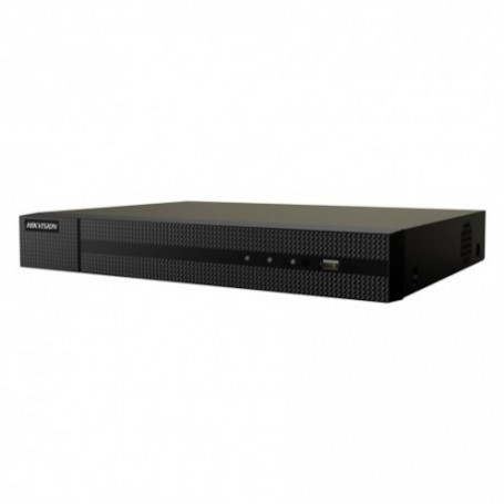 HWN-4216MH-16P - NVR 16ch IP PoE hasta 8Mpx, 80Mbps, H.265+, 2 HDD